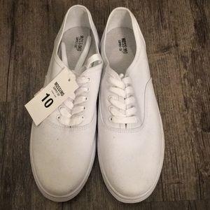 Mossimo white sneakers